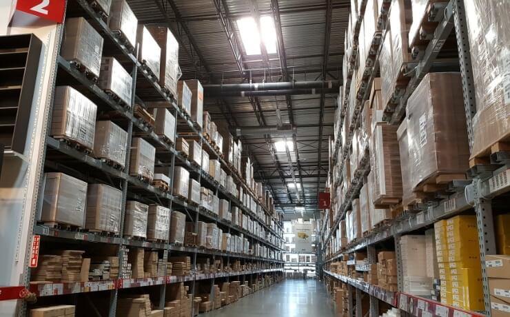 工場倉庫・物流センター