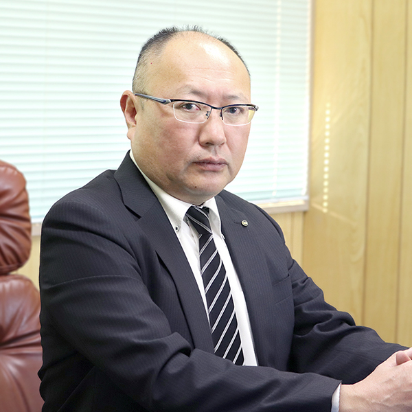 南日本警備保障株式会社 代表取締役 黒木 賢一郎